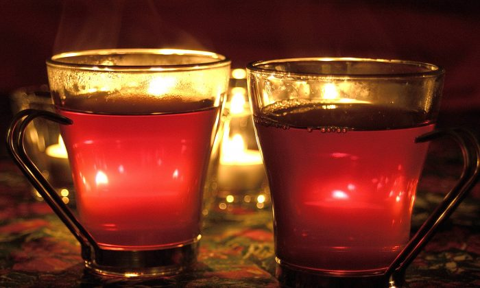 Drinking spiced mulled wine is a European holiday tradition. (Courtesy of Visit Finland)