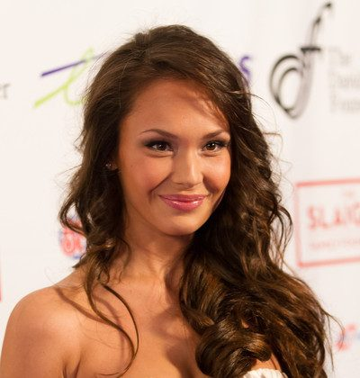 David Foster protégé, Russian singer Aida Garifullina. (DQC Photo)