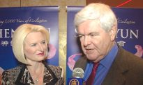 Newt Gingrich: Shen Yun Makes Ancient Chinese Stories 'Come Alive'