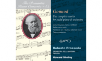 Album Review: Gounod – The Complete Works for Pedal Piano and Orchestra