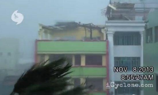Unbelievable Video, Ground Zero of Super Typhoon Yolanda (Haiyan) in Philippines