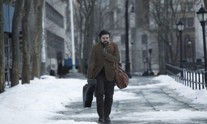 Oscar Isaac in Joel and Ethan Coen's Inside Llewyn Davis.  (Alison Rosa 2012/ Long Strange Trip LLC)