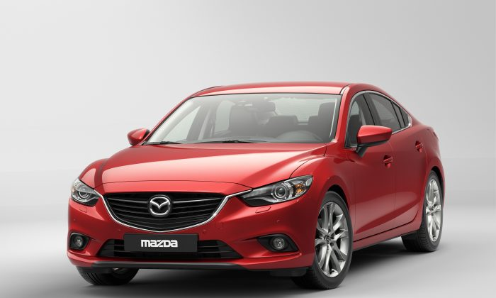 2014 Mazda6 (Courtesy of Mazda)