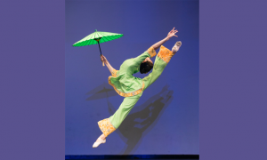 Classical Chinese Dance Competition Crowns Winners