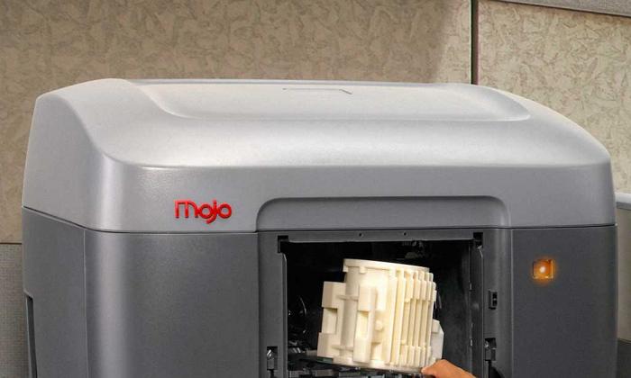 A Mojo 3-D Printer. (Intel Free Press via Wikimedia Commons)
