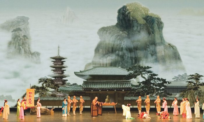 Shen Yun's story-based dance routines portray famous tales and legends from China's ancient past. (Shen Yun Performing Arts)