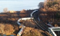 Metro-North Train Derails Killing Four and Injuring 63