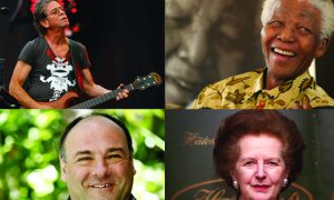 25 Notable Deaths of 2013: Dear Abby, Stan Musial, Margaret Thatcher, Tom Clancy, Lou Reed