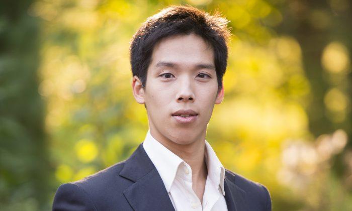 Mr. Patrick Trang (Courtesy of Shen Yun Performing Arts)