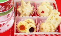 Recipe for Jeweled Thumbprint Cookies
