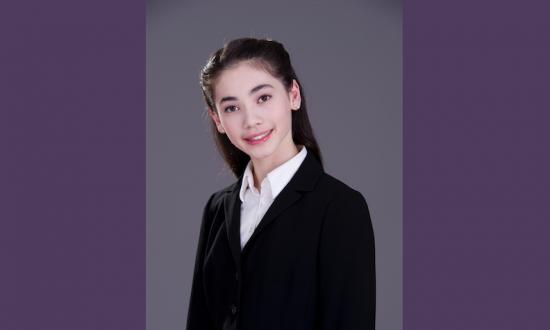 Dancing Above the Clouds: Shen Yun's Miranda Zhou-Galati