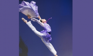 Traditional Chinese Dance Competition Down to Semi Finalists