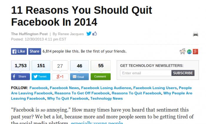 (Screenshot/Huffington Post)