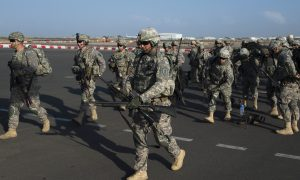 Goal of Getting US Troops Out of 2 Wars Eludes Obama