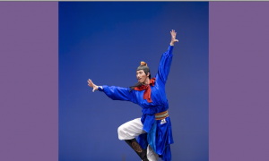 Inner Spirit of Dance Revives Lost Chinese Culture