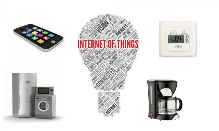 """Several technologies are reaching maturity right now, making it the right time for the """"Internet of things"""" dream to become a reality. (Shutterstock*)"""
