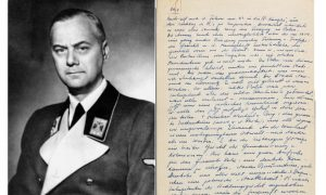 Diary of Hitler's Adviser Alfred Rosenberg Published, Gives Insight into Nazi Ideology and Daily Life
