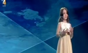 Amira Willighagen, 9, Wows in 'Holland's Got Talent' Finale Performance with 'Nessun Dorma'