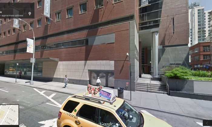 Baruch College in New York City. (Google Maps)