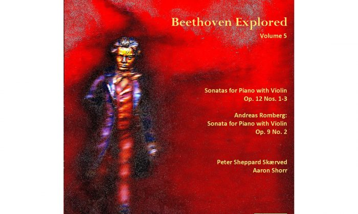 Peter Sheppard Skærved and Aaron Shorr – Beethoven Explored Volume 5 (Métier)