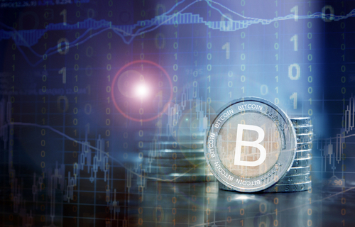 Bitcoins and altcoins are establishing a financial system independent of central banks or other authorities. Not everybody thinks they will be successful though.  (Shutterstock*)