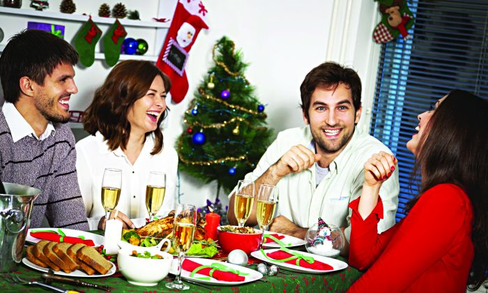 There are three surprising things that can add to holiday calories. (Dangubic/photos.com)