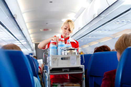 Flying etiquette may elude even frequent flyers. Here's a flight attendant's look at what you should and should not do on an airplane, just in time for your holiday travel. (Shutterstock*)