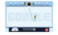 5 Best Google Doodle Games of 2013: 'Dr. Who' Time Travel, Interactive Crossword, More