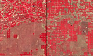 Greatest Images Collected by Landsat Satellite, 1972-2013