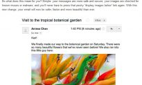 Gmail News: Images Will Now be Displayed Automatically, Unless You Opt Out
