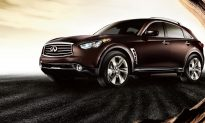 2014 Infiniti QX70: A New Name for Crossover Enjoyment