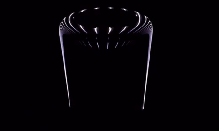 A screenshot shows the Mac Pro advertisement on YouTube.