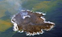 Niijima: New Pictures of the World's Newest Island