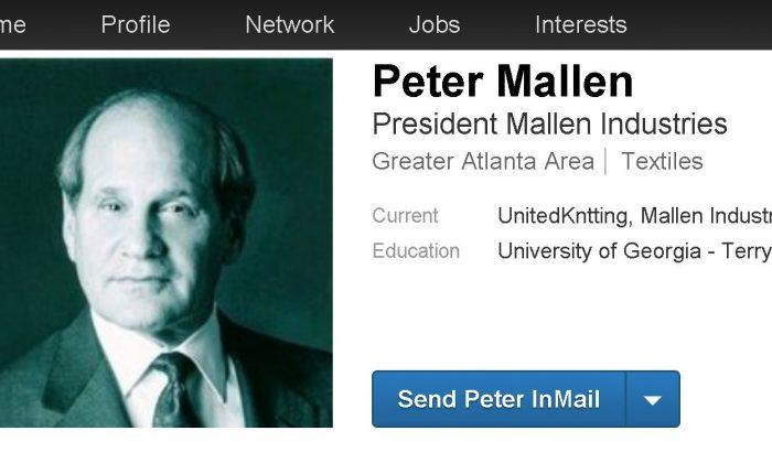 Peter Malled. (LinkedIn)