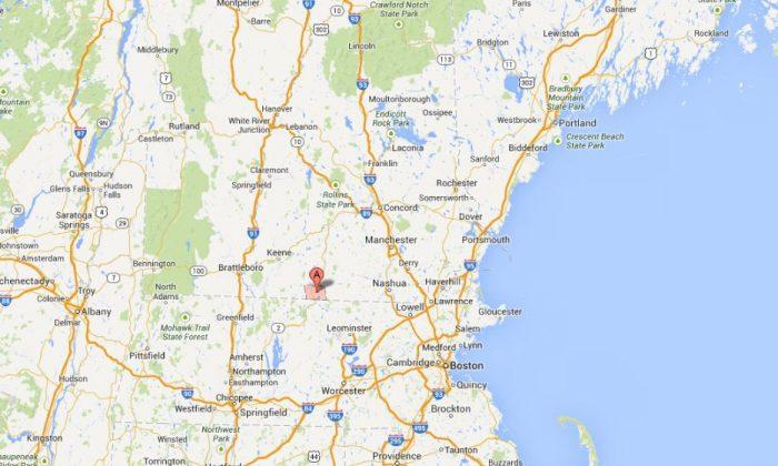 Rindge, New Hampshire. (Google Maps)