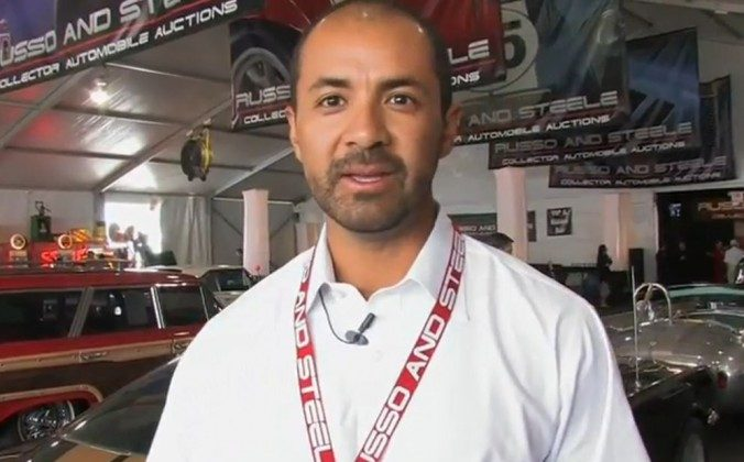 Roger Rodas, who crashed the car that Paul Walker was riding in. Both Rodas and Walker died.