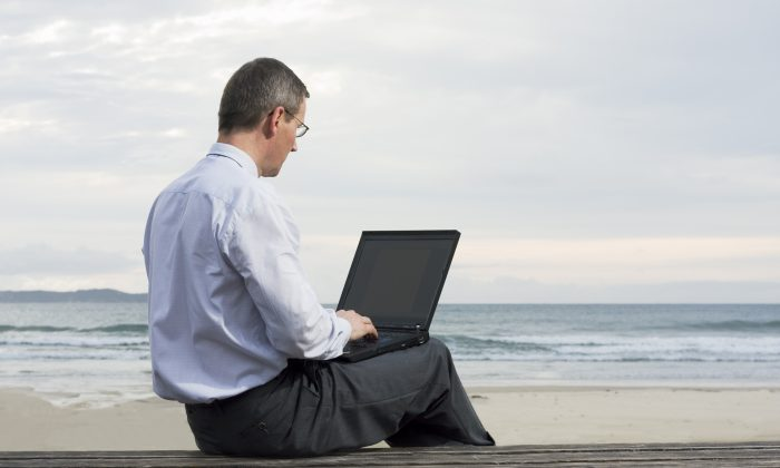 Research shows employees in many countries fail to take full advantage of their allotted vacation time.(Shutterstock*)