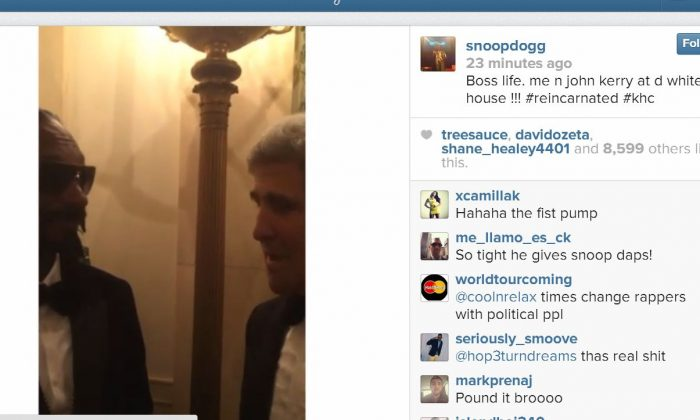 (Screenshot/Snoop Dogg's Instragram)