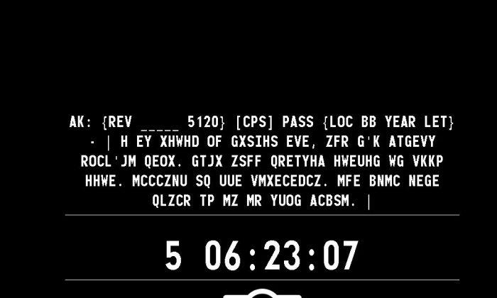 (Survivor 2299 screenshot on Friday)