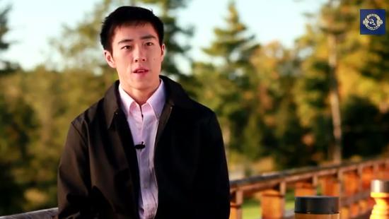 Dancer Profile: Tim Wu