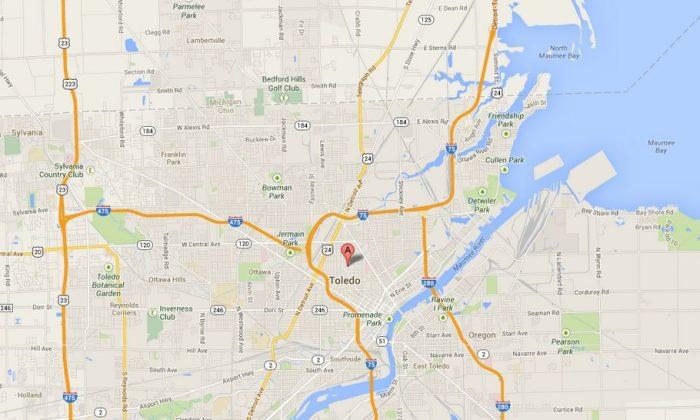 A Google Maps screenshot shows Scott High School.