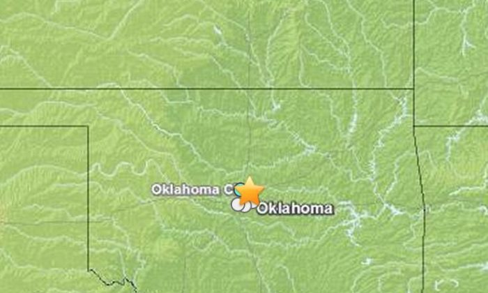 A 4.5-magnitude earthquake struck near OKC on Saturday morning.