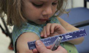 Flu Shots Mandatory for 150,000 Children in NYC