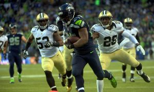 Seattle Seahawks Hold Off New Orleans Saints to Win NFC Division Playoff Game 23–15