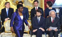 Italy's First Black Minister Demonstrates Tolerance