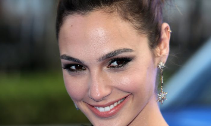 Gal Gadot, in a May 2013 file photo, is slated to star as Wonder Woman in three films. (Tim P. Whitby/Getty Images)