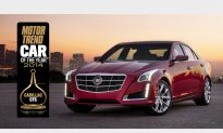 2014 Cadillac CTS 3.6L Premium Grabs Attention