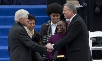 De Blasio Ushers in New Era at City Hall