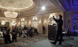 Why Is Chen Guangbiao, the Chinese Tycoon Who Wants to Buy the New York Times, Holding a Really Weird Press Conference?