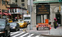 NY City Council Transportation Chair Says Jaywalking Tickets Excessive